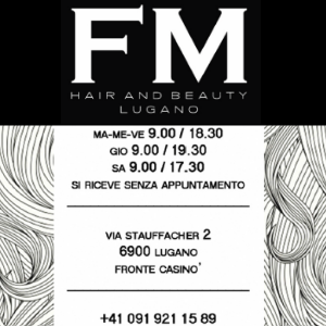 Frederic Moreno Hair and Beauty Lugano