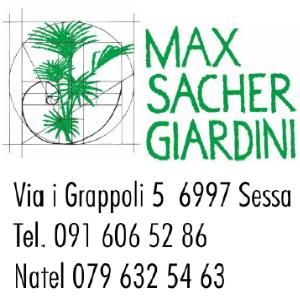 Max Sacher Giardini
