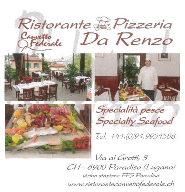 Ristornate Pizzeria da Renzo